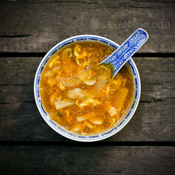 Zupa pekińska