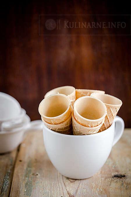 Domowe lody kawowe, migdałowe i o smaku nutelli