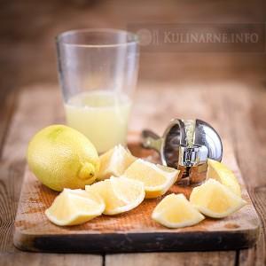 Nalewka cytrynowa