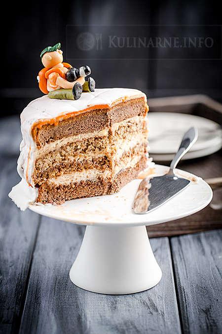 Tort urodzinowy w stylu angielskim