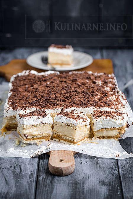 Proste ciasto 3 bit bez pieczenia