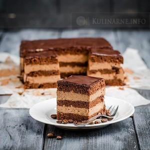 Ciasto mocca