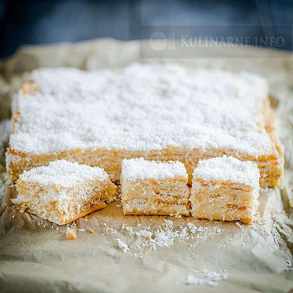 Szybkie Ciasto Rafaello Bez Pieczenia Przepisy Kulinarne Ze Zdjeciami