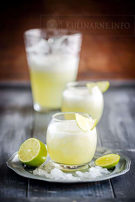 Orzeźwiający napój z melona