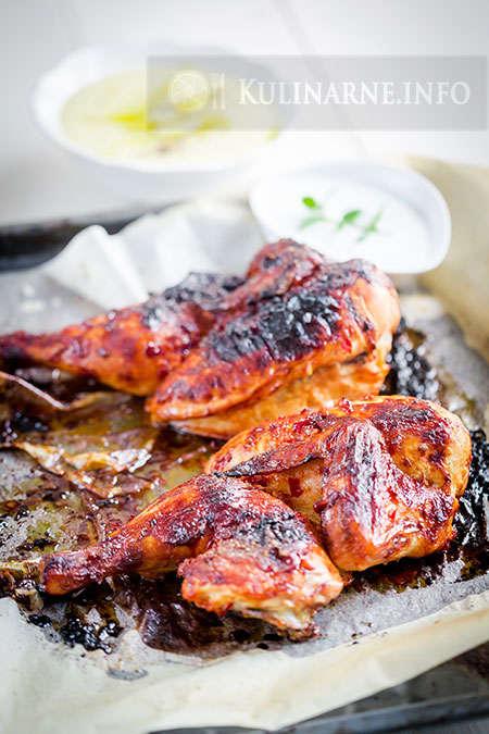 Kurczak w pikantnej marynacie