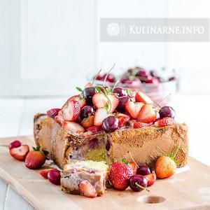 Ciasto Z Truskawkami Przepisy Kulinarne Ze Zdjeciami