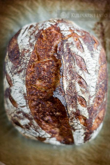 Chleb na zakwasie podstawowy